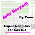 Julie Resynth for Caustic icon