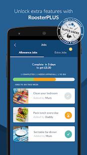 RoosterMoney: Pocket Money Manager & Reward Chart Screenshot