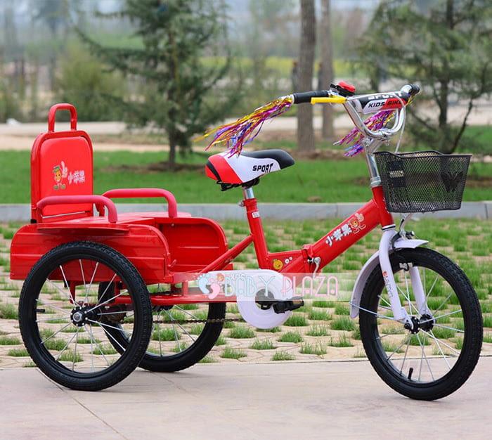 Xe đạp xích lô dành cho bé yêu XL-01 2
