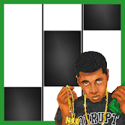 NBA Youngboy FREEDDAWG Piano Black Tiles