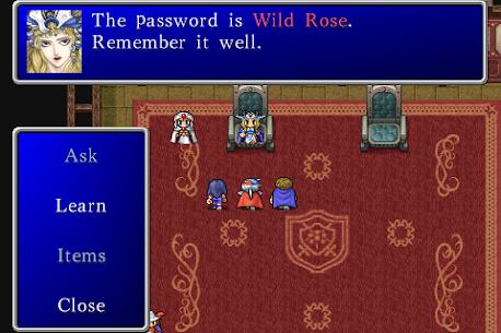 Final Fantasy II v5.02 MOD APK 3