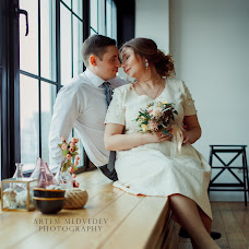 Wedding photographer Artem Medvedev (meart). Photo of 05.03.2017