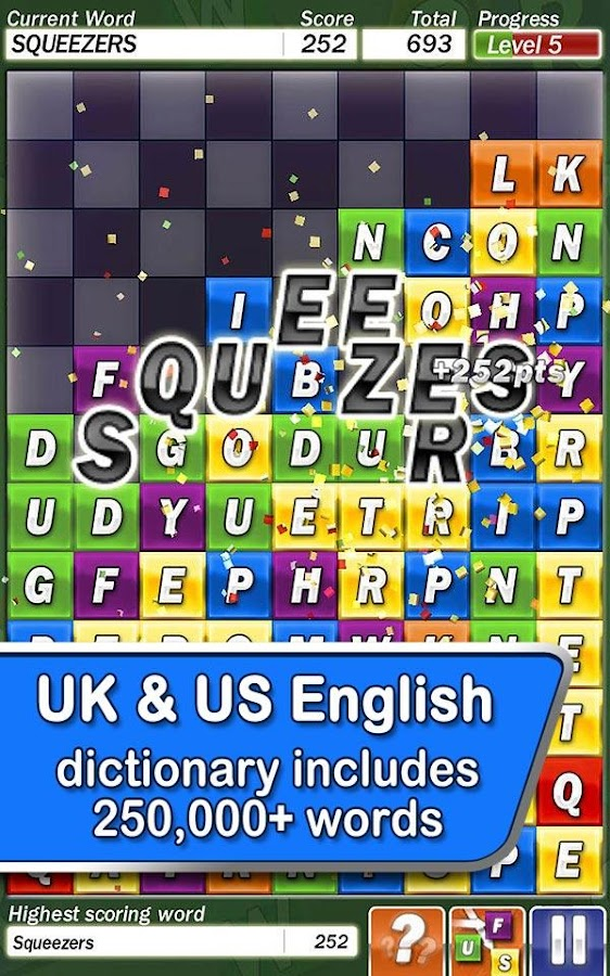Word Soup: Word Search Evolved- screenshot
