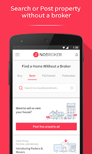 NoBroker Flats House Home Rent- screenshot thumbnail