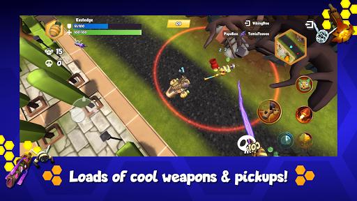 Code Triche Battle Bees Royale APK MOD screenshots 4