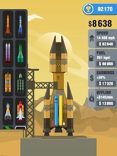 Rocket Sky! Mod Apk 1.5.1 (Unlimited Money) 7