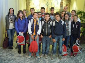 Photo: 22/10/2014 - Istituto comprensivo Cavallermaggiore (Cn). Scuola media classe II A.