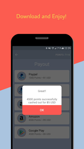 The Cash Reward App for PC