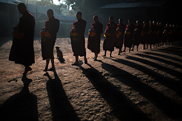 alba in birmania di alessandrobergamini