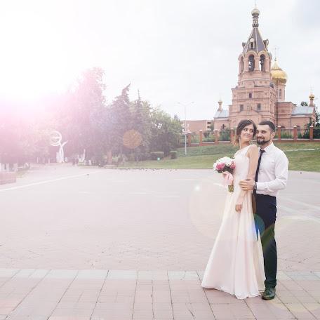 Wedding photographer Olga Borisova (olgaborisovva). Photo of 25.10.2017