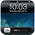 Slide to Unlock Lock Screen icon