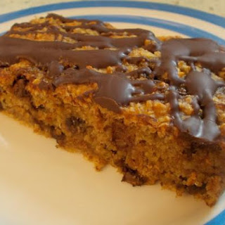 Banana, Oat And Chocolate Munchy Bars