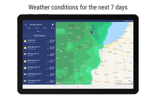 NOAA Weather Radar & Alerts screenshot 21