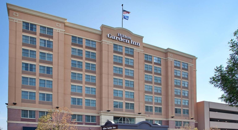 Hilton Garden Inn Omaha Downtown-Old Market Area