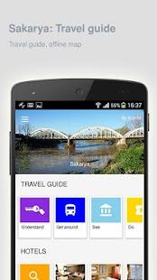 Sakarya: Offline travel guide - náhled