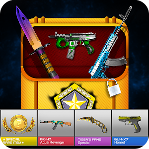 Gun Weapon Case Simulator for PC and MAC