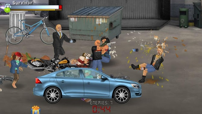 Extra Lives (Zombie Survival Sim) Android 1