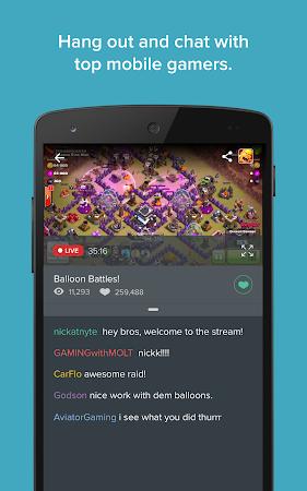 Kamcord- Live Mobile Game Vids 1.4 screenshot 145618