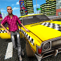 Extreme Taxi Driving Simulator - Cab Game icon