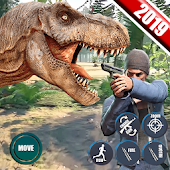 Real Dino Sniper Hunter 3d : Jungle Hunting 2019 Android APK Download Free By Eclectic Games