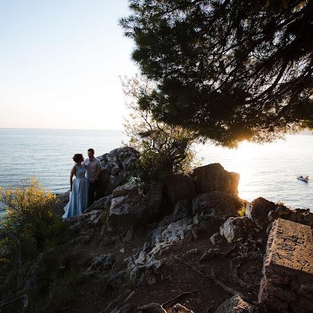 Fotógrafo de bodas Alina Petrina (PetrynaAlina). Foto del 10.01.2018