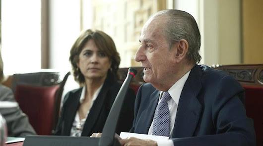 Muere el exministro Landelino Lavilla, presidente del Congreso el 23F