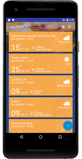 Weather Forecast: Radar, MoonView Apk 1