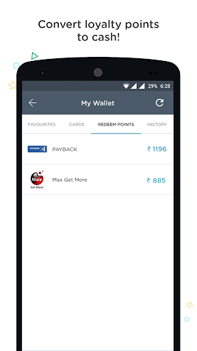 Recharge, Bills, Wallet, Bus screenshot 4