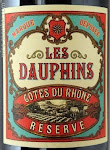 Les Dauphins Red Blend Reserve