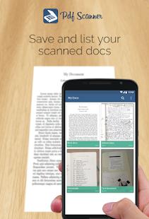 Scanner - PDF Scanner App - náhled