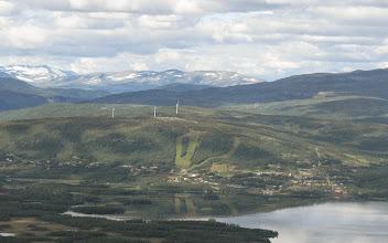 Photo: Klimpfjäll och Börgefjell