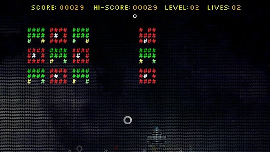 ASCII Art - Space Invaders- screenshot thumbnail
