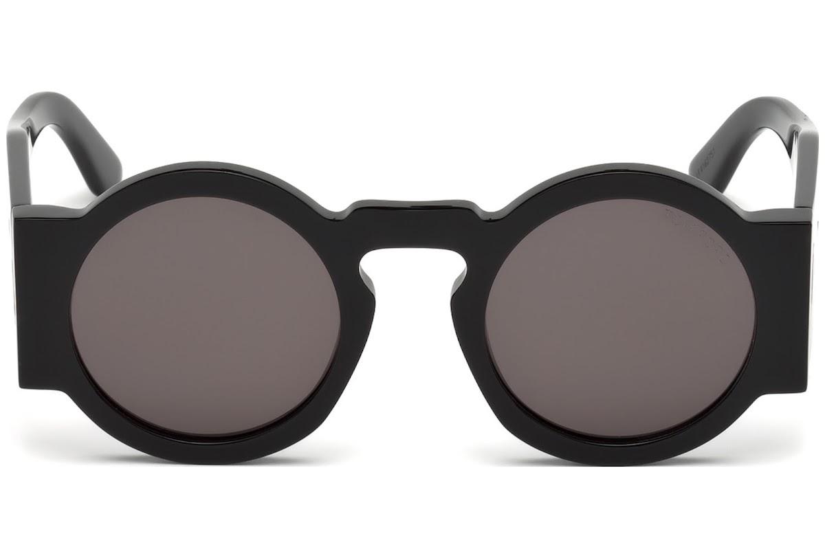 Tom Ford Tatiana 02 FT0603 C47 01A (shiny black smoke