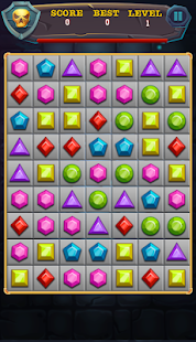 Download Temple Jewels : Gems Quest - Puzzle For PC Windows and Mac apk screenshot 13