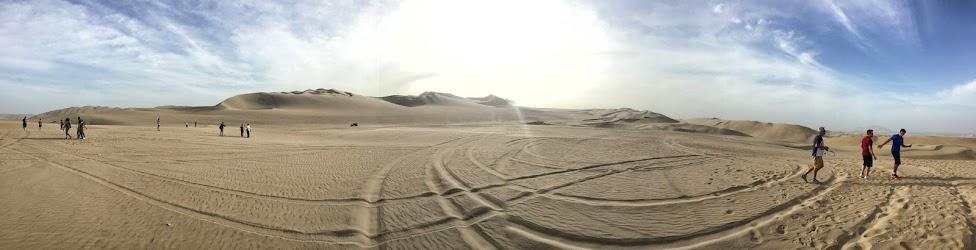 Ica, Huacachina