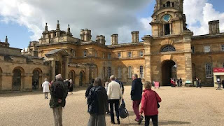 Blenheim Palace May 2019