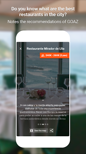 GOAZ: Travel Stories, Trips & Tips. Be an Explorer 6.21 screenshots 3