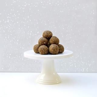 Thermomix Hemp Protein Balls.