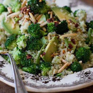 Double Broccoli Quinoa Recipe