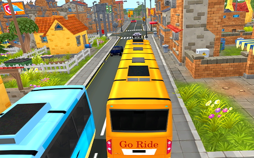 Screenshots von Subway Bus Racer 5
