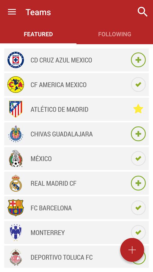Atlético de Madrid Colchonero - screenshot