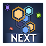 Next Hexagon 3D Live Wallpaper Icon