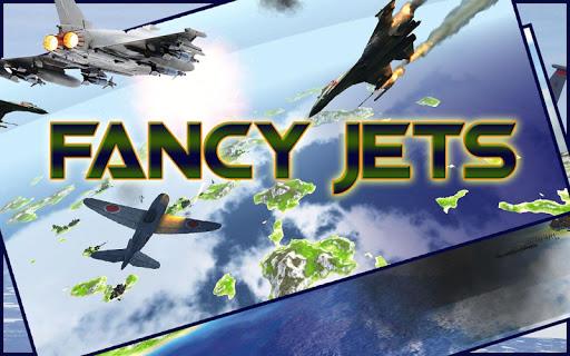 ジェット戦闘機の3D