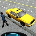 City 3D Duty Taxi Driver icon