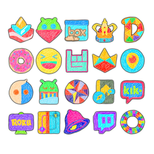 Articon - Icon Pack v5 6 [Paid] [Latest] | APK4Free
