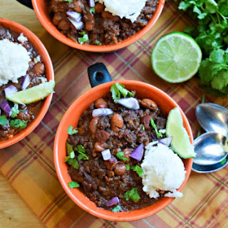 Ground Beef Chili With Brown Sugar Recipes.
