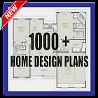 1000 + Plan de conception de la maison icon