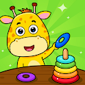 Toddler Games for 2 and 3 Year Olds icon