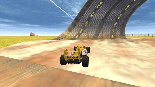 Formula Car Racing u2013 Police Chase Game 1.19 screenshots 4