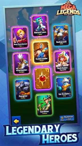 Mega Legends screenshots 3